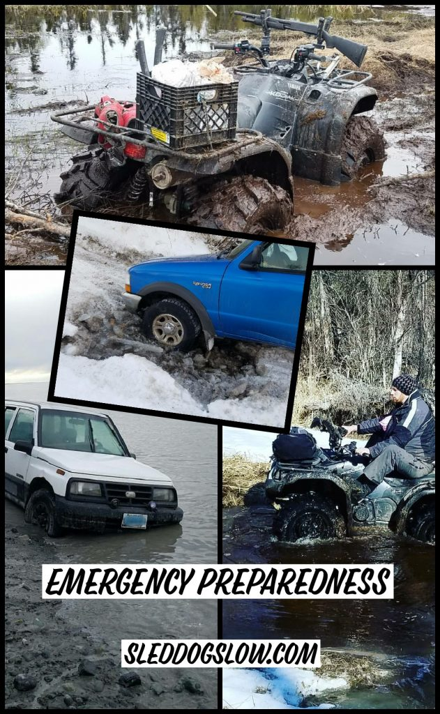Emergency Preparedness - SledDogSlow.com